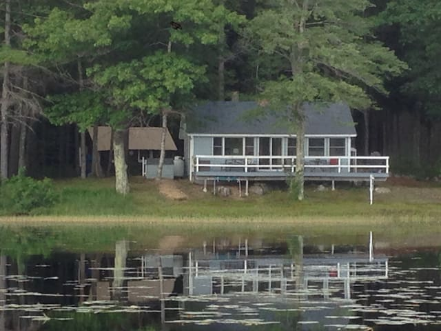 New Hampshire Lake House Retreat - Wolfeboro - House