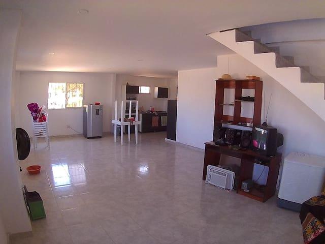 la casa kiya - Santa Marta - Dom