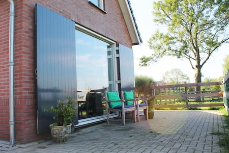 Guesthouse Stolwijk,  awesome polderview by Gouda