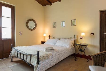 Double room in the countryside - Perugia - Bed & Breakfast