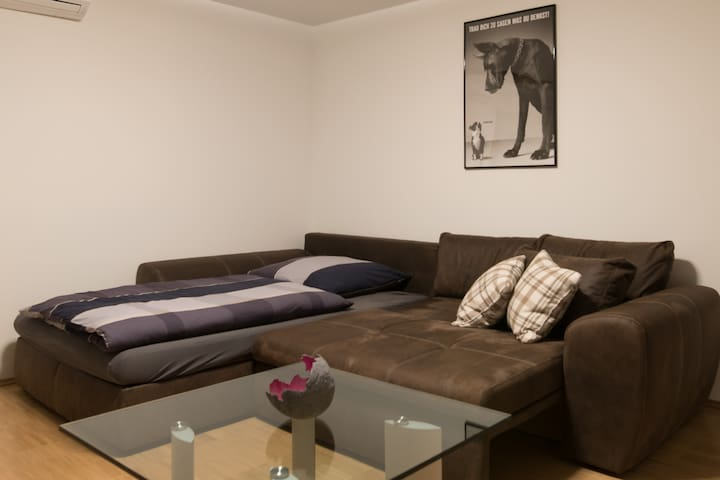 Zimmer mitten in Stuttgart City