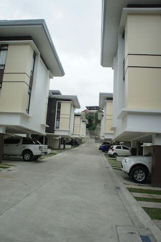 Property Driveway and Parking Slots