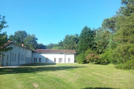location à proximité de mont de marsan - Pouydesseaux - House