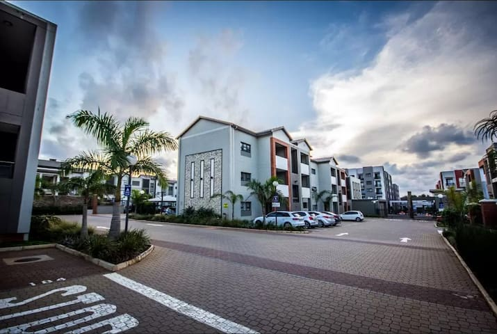 Trendy Traveller Apartment - Durban - Huoneisto