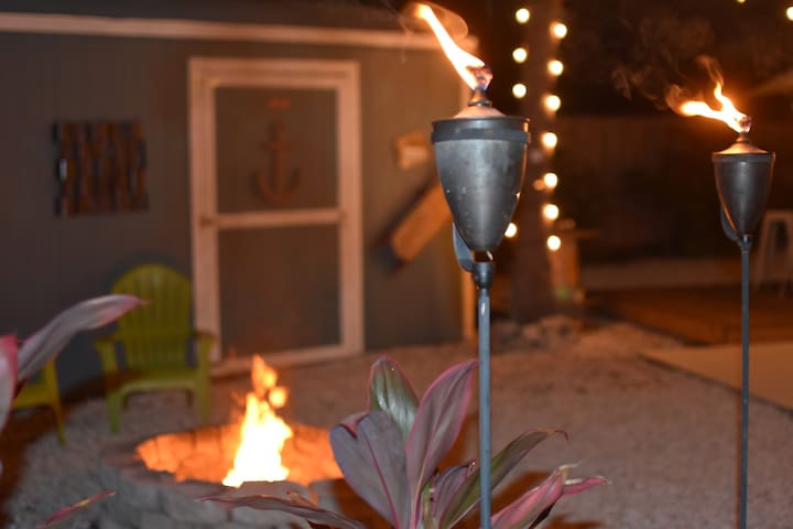 Light some torches and keep the bugs away!