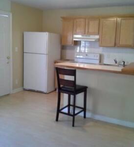 Priv suit kitchen livingr bedr bath - 一軒家