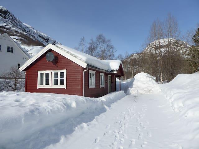 Seim Camping, Røldal. Hytte nr 5