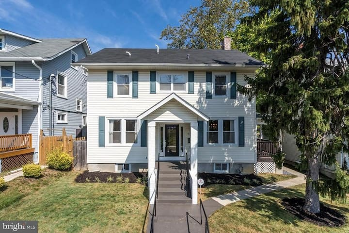 Perfect In-law Suite for local DC living