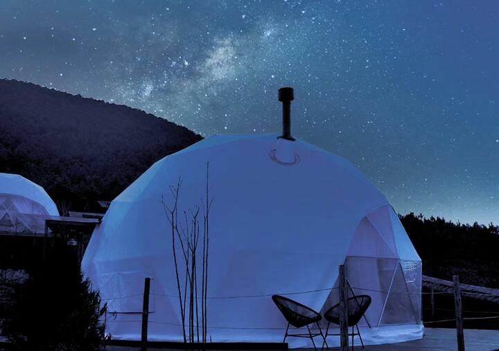 仙旅摩梭部落星空帐篷营地