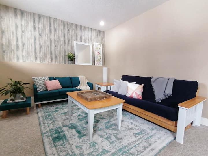 Spacious and Bright Private Suite
