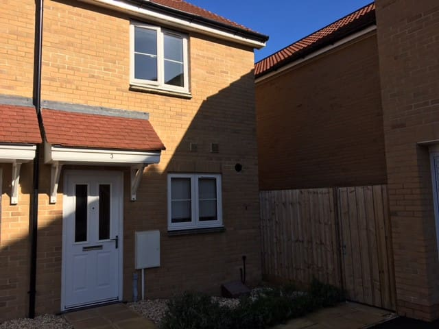 2 Bedroom - Bridgwater - Pis