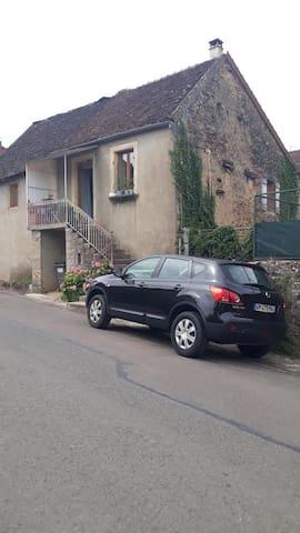 Maison Village Bourgogne - Route des grands crus
