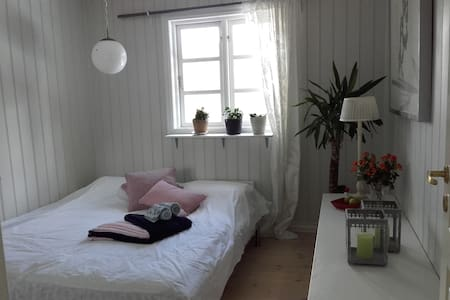 double room - House in the nature - Hol