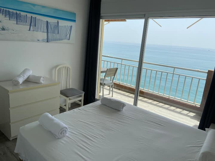 First line sea view Costa del Sol