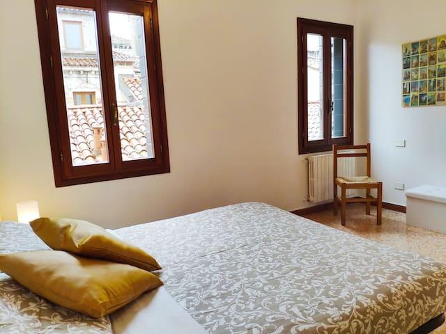 ♡ of Venice - Private Rialto Double Room