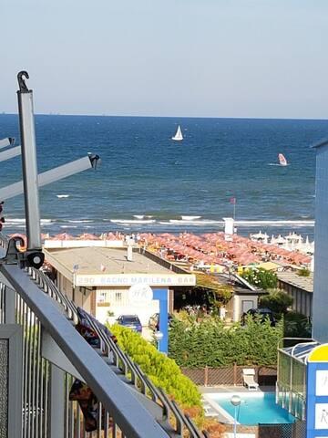 Milano Marittima - splendido appartamento sea view
