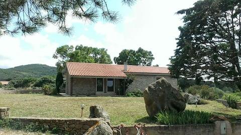 Cottage per soggiorni turistici (nord Sardegna)