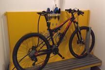 bici - stazione lavaggio