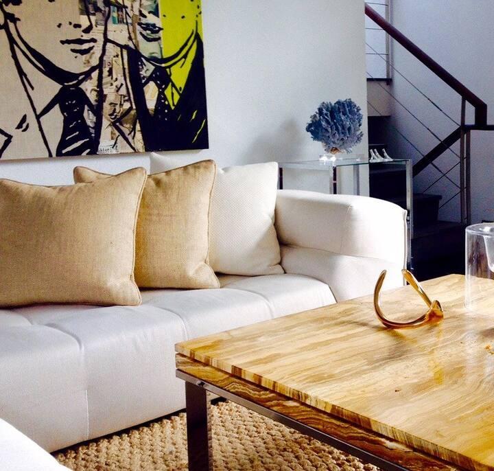 Contemporary Designer Georgica Estate
