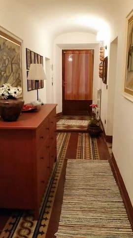 Accogliente casa in Villa Liberty - Marina di Pisa - Rumah