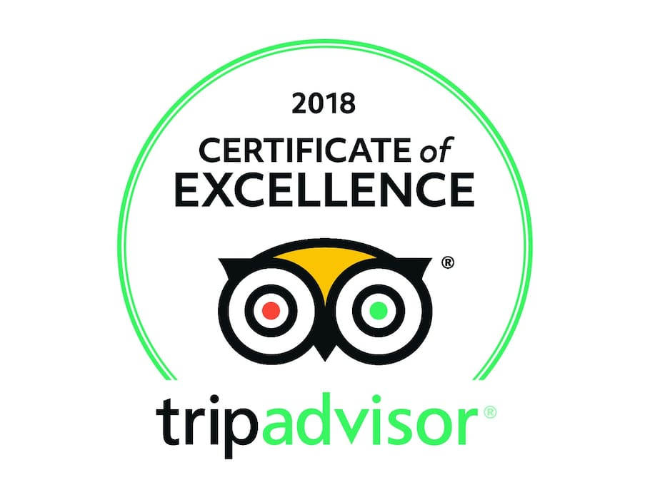 Winner of 2018 Certificate of Excellence