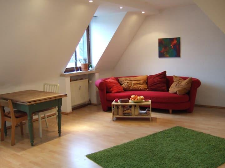Wohnung Maisonette Elberfeld Ölberg, 73qm 3 Zimmer