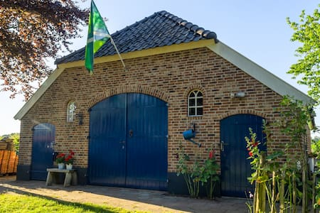 Ontspannen in de Achterhoek in B&B The Blue Barn