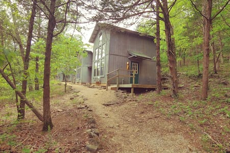 Tiny House/Apartment in the Ozark wilderness-D