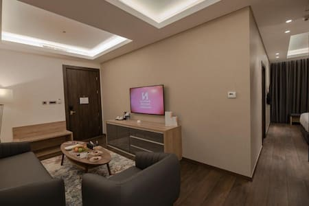 Premium Suite at Swiss-Belboutique Bneid Al Gar
