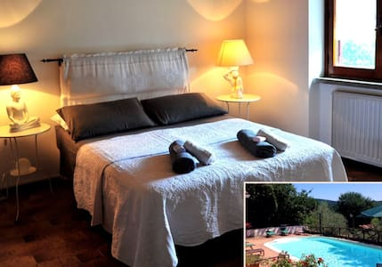 B&B Il Ciliegio - Triple Room - Manziana - Penzion (B&B)