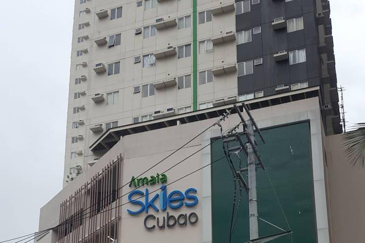 STUDIO-1 (AMAIA SKIES CUBAO TW2-18 SQM)