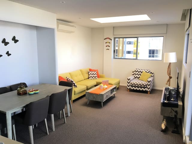 Boutique Fully Furnished Apartment in Sydney - Epping - Appartement