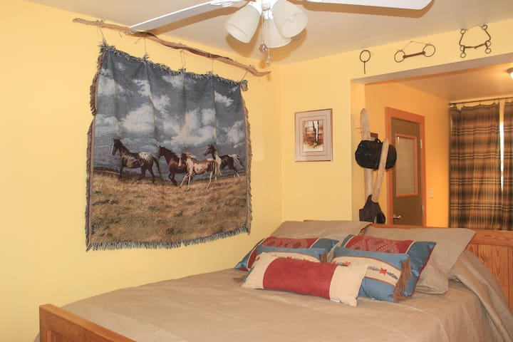 The Horse Bedroom