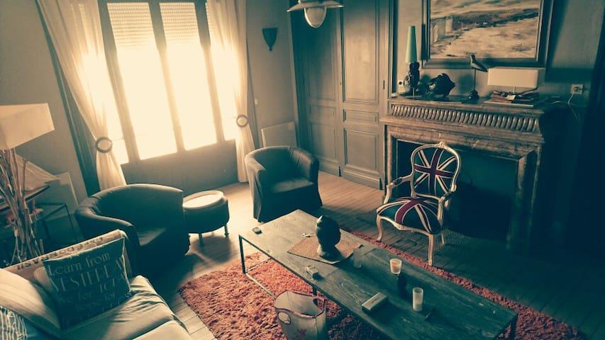 Appartement de charme tout confort - Wimereux - Apartamento