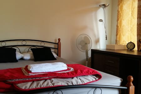 Cozy and comfy double bedroom in West Sydney. - Parramatta - Talo