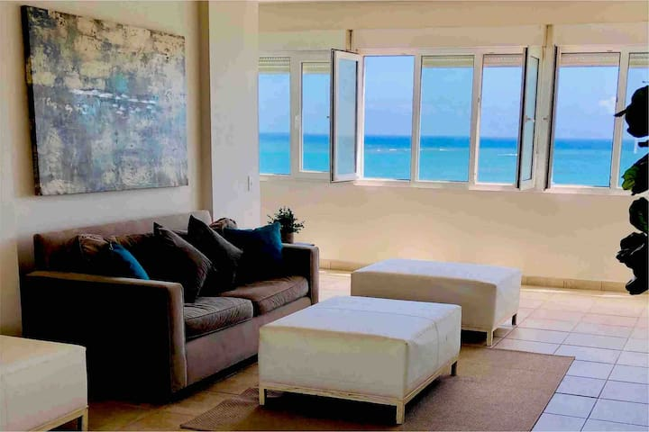 2 Bedrooms, 50 feet from the Beach