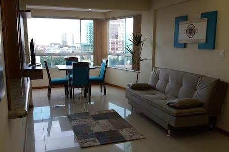Apartamento novo e aconchegante