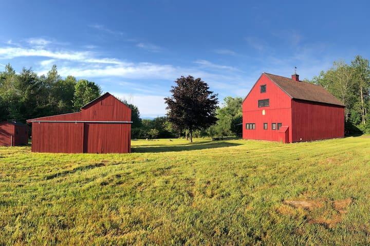 18th Century Barn Renovation