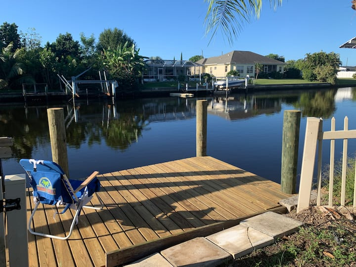 Waterfront Living in Port Charlotte