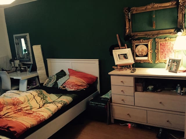 CreativeLiving - Berlín - Bed & Breakfast