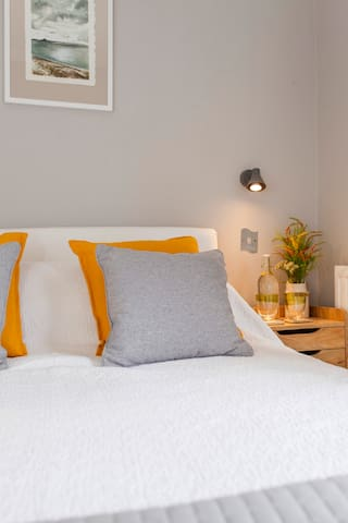 Beautiful, light room with en-suite shower room