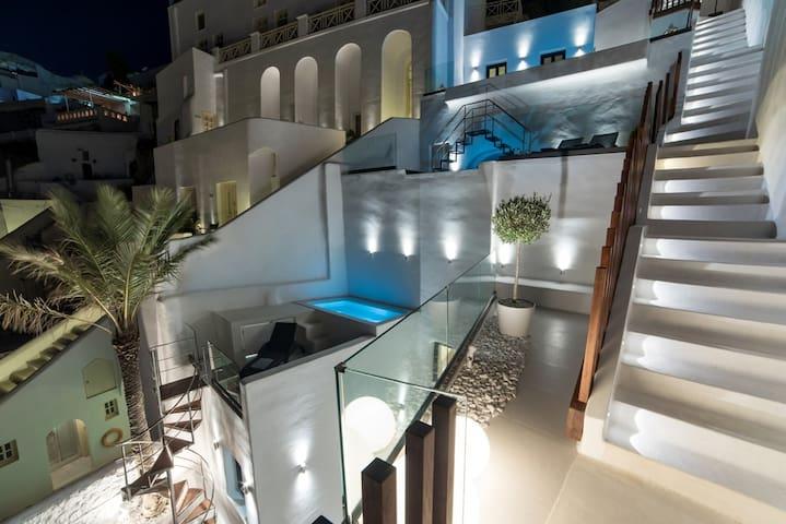 GRSTSAN401-2 Luxury Residence Villa - Fira - Dom