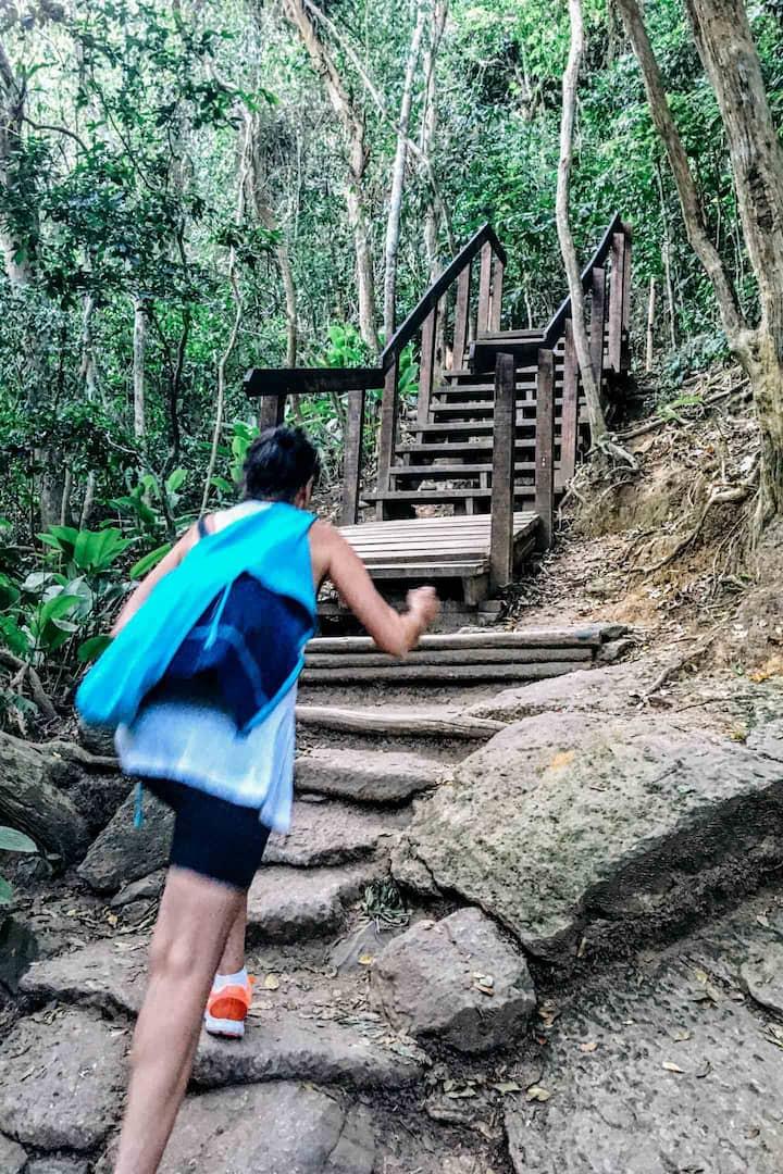 Morro da Urca Trail