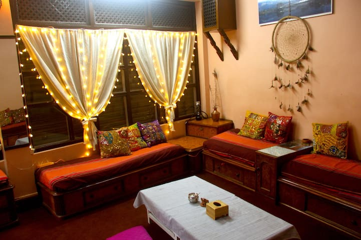 local room in Durbar square