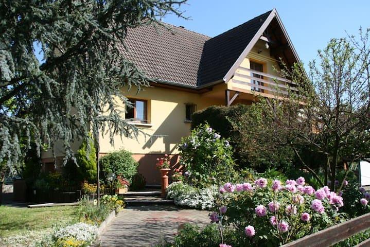 Les Lilas - Ammerschwihr - Casa