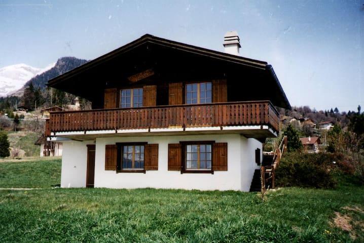 Chalet de vacances - Arbaz - Chalet