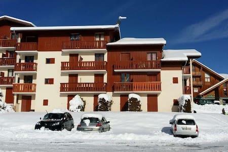 Residence Plein Soleil - Fontcouverte-la-Toussuire - Appartement
