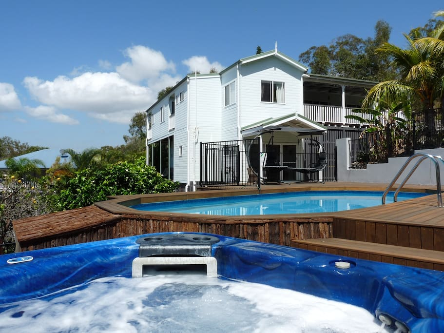 Bushland Breeze Self Contained Unit Apartments For Rent In Sun Valley Queensland Australia