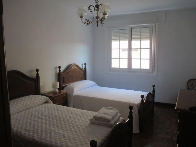 Apartamento amplio y céntrico en Cambados