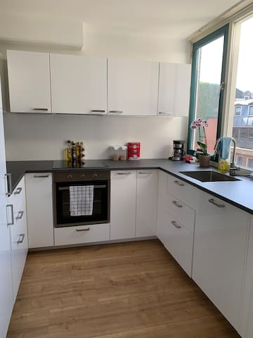 1 Bedroom + Balcony in Amsterdam Centre
